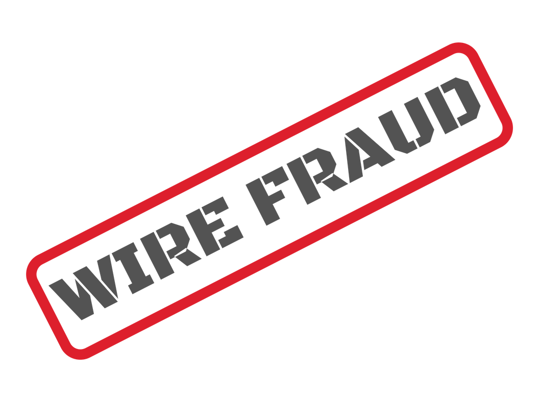 Real Estate Wire Fraud