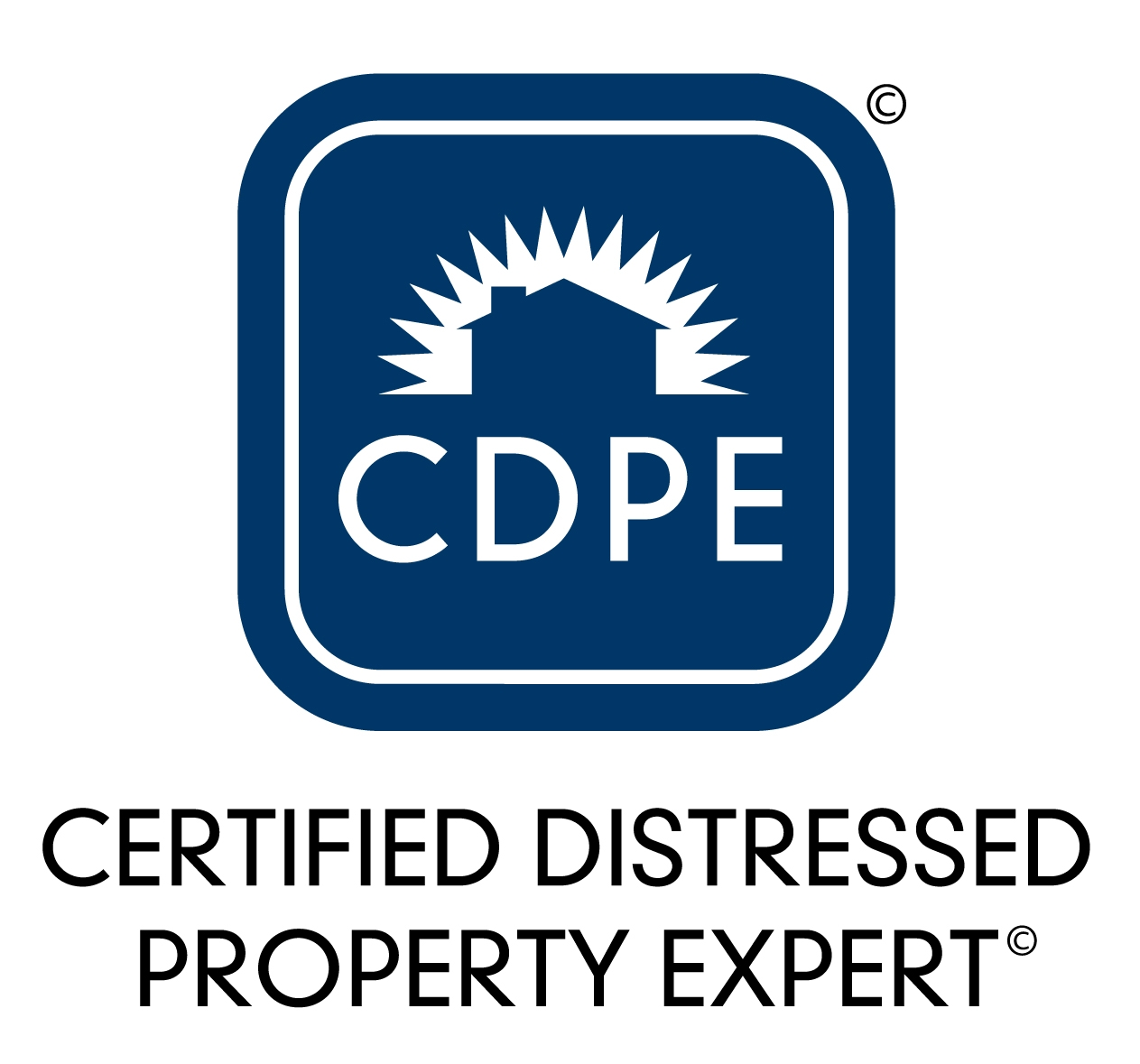 Certified Distressed Property Experts Realtors