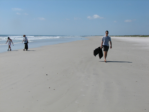 Little Talbot Island State Park - Photo Credit: http://www.flickr.com/photos/unfrenziedspace/3515406157/